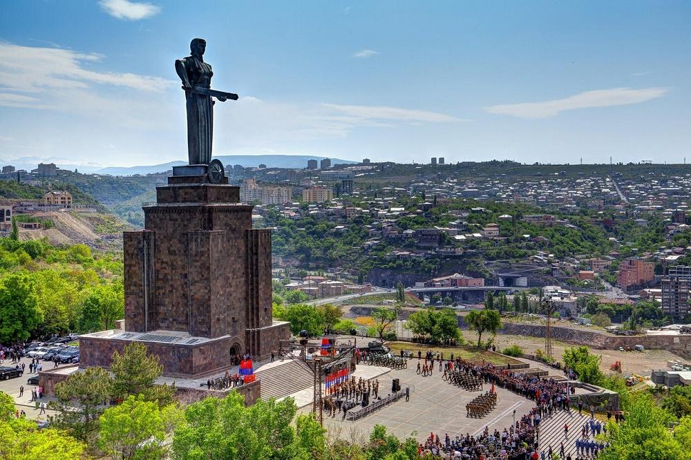 پارک پیروزی ارمنستان