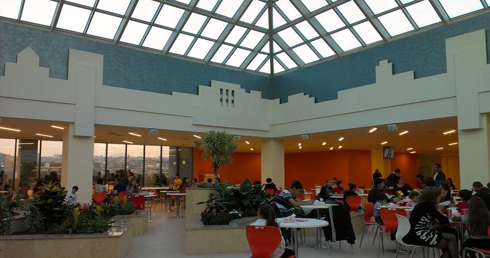 امکانات رفاهی مرکز خرید دالما گاردن ارمنستان