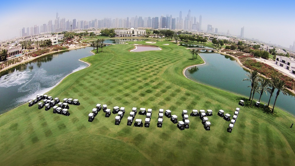باشگاه گلف امارات دبی