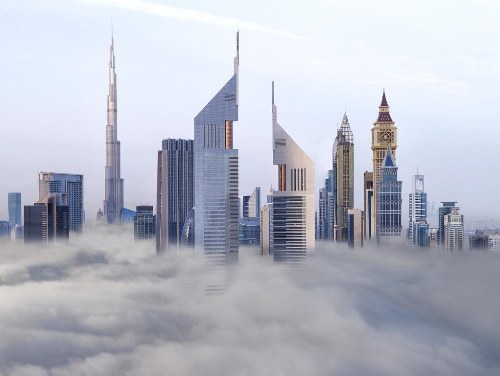 هتل جمیرا امارات تاورز دبی
