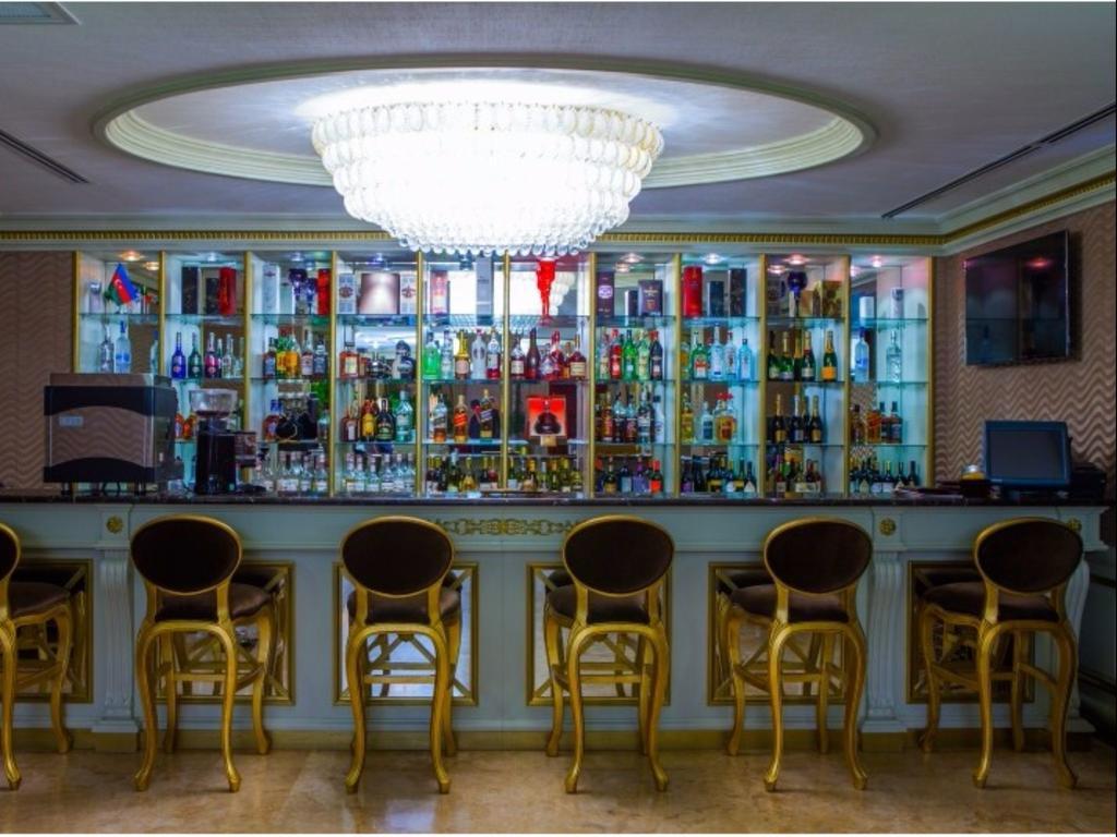رستوران های هتل سفیر این باکو