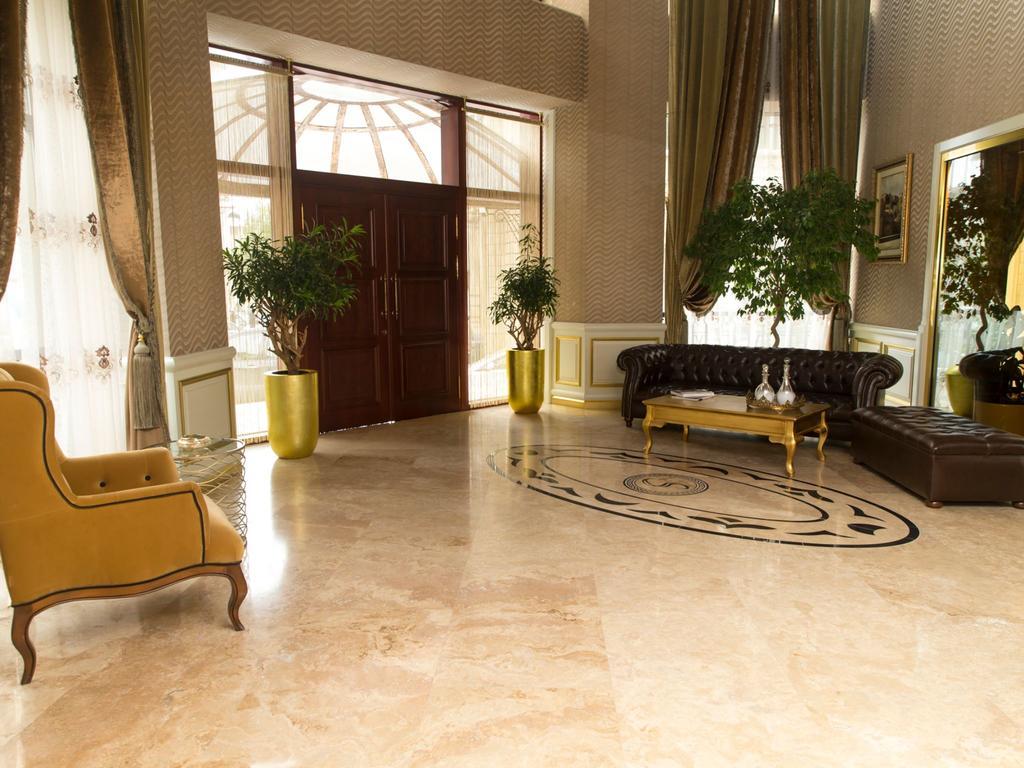 هتل سفیر این باکو