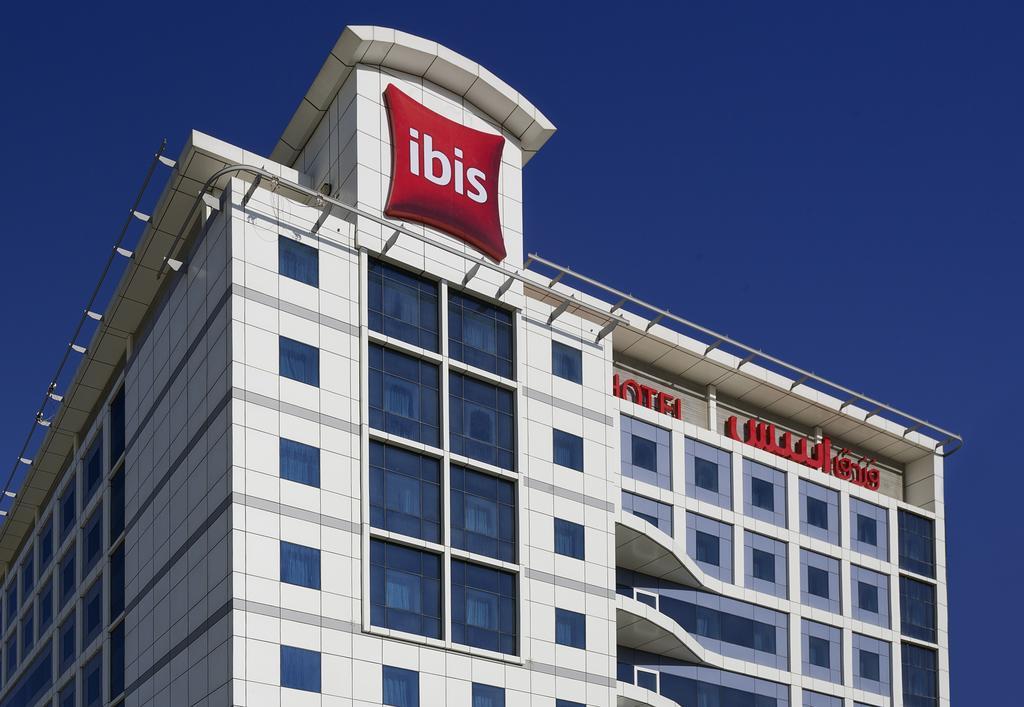 هتل آیبیس البرشا دبی