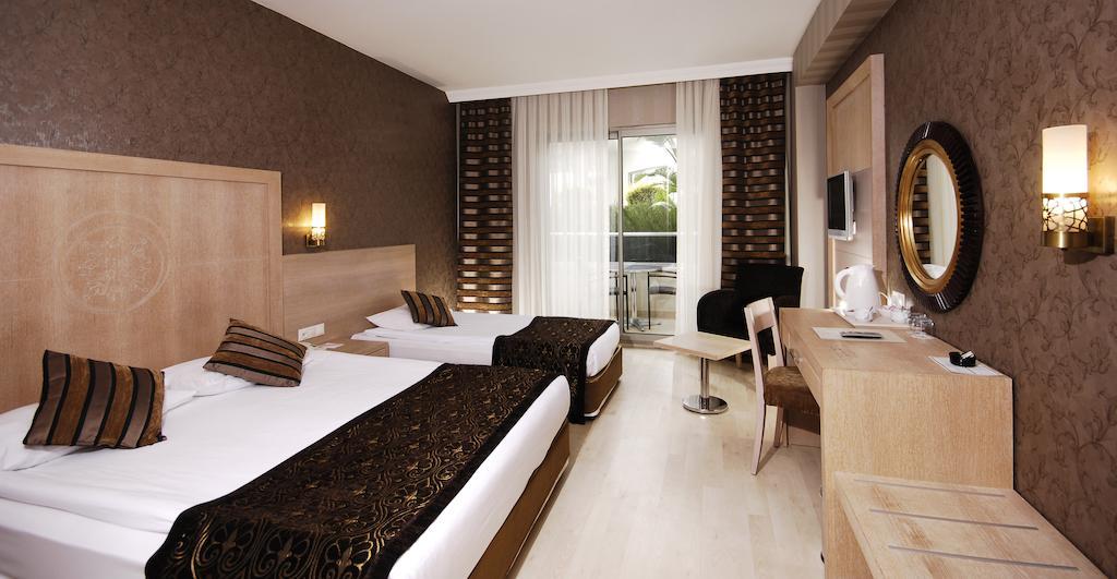 اتاق های هتل سلطان سیده آنتالیا