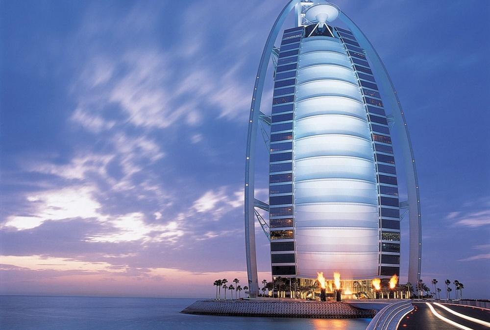 برج العرب دبی