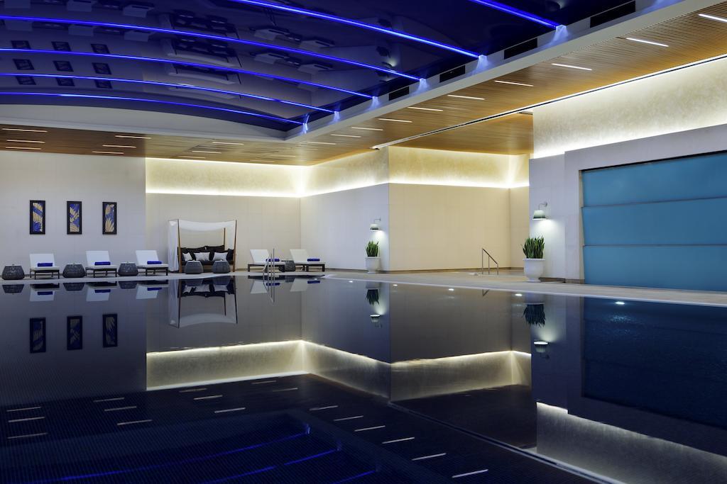 امکانات رفاهی و رستوران های هتل ماریوت شیشلی استانبول