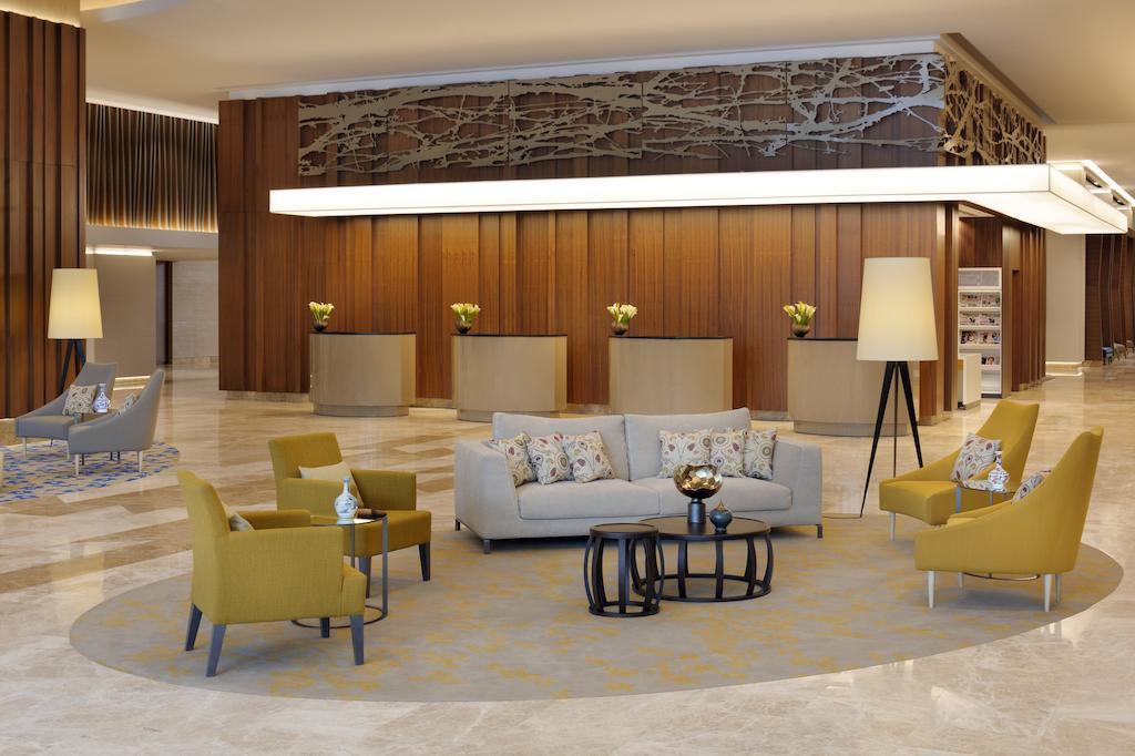 هتل ماریوت شیشلی استانبول
