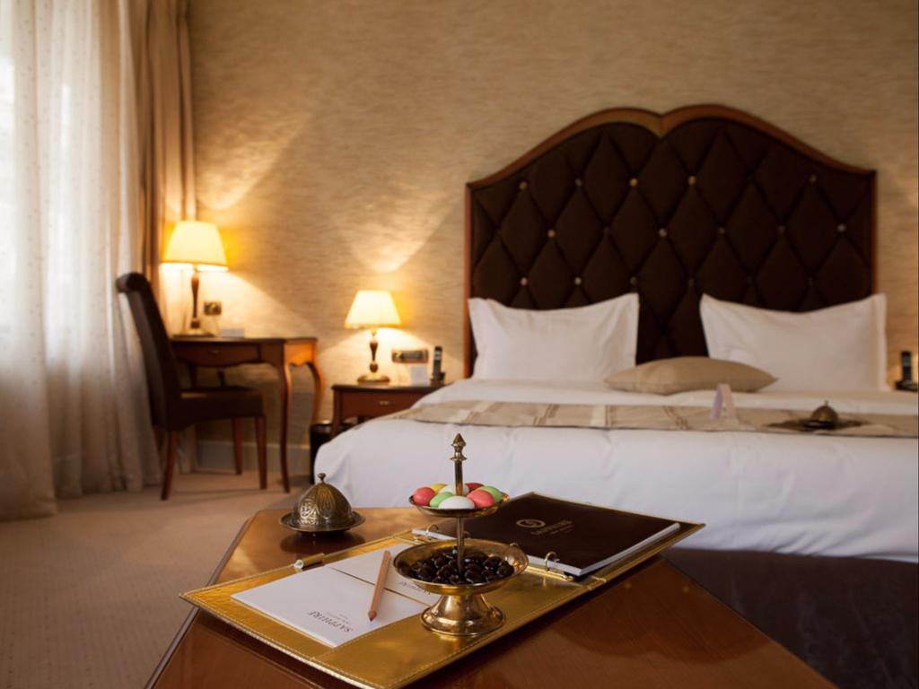 اتاق های هتل سفیر این باکو