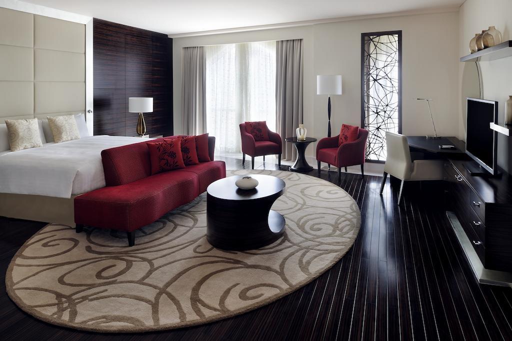 اتاق های هتل ماریوت الجدف دبی
