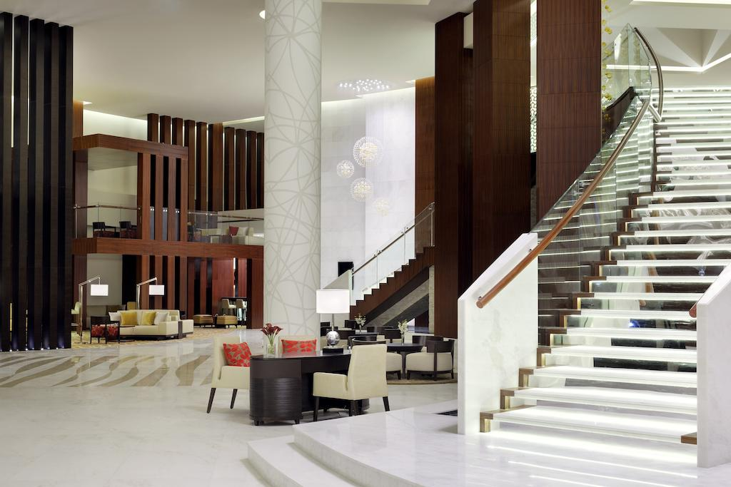 هتل ماریوت الجدف دبی