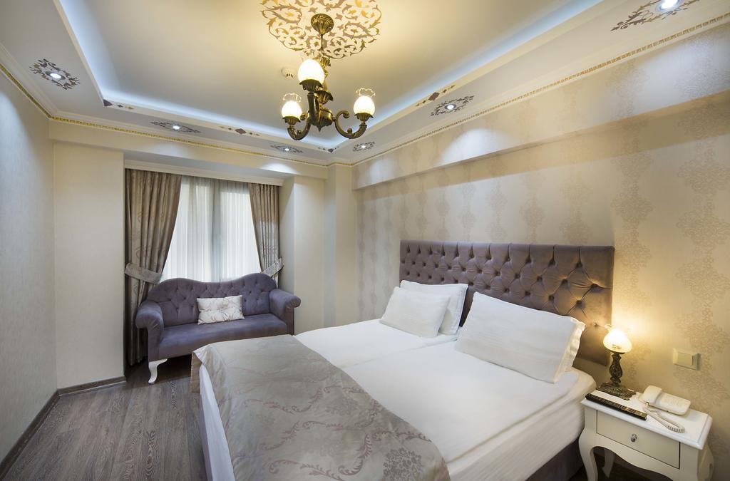 اتاق های هتل ورلد هریتیج استانبول