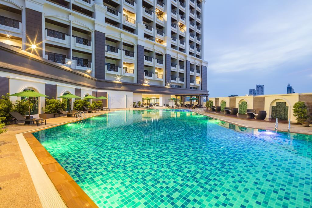 هتل گرند پلازو پاتایا تایلند
