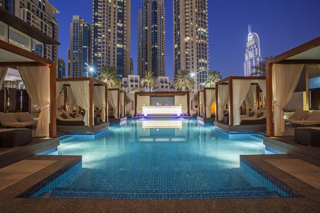 امکانات رفاهی و رستوران های هتل ویدا داون تاون دبی