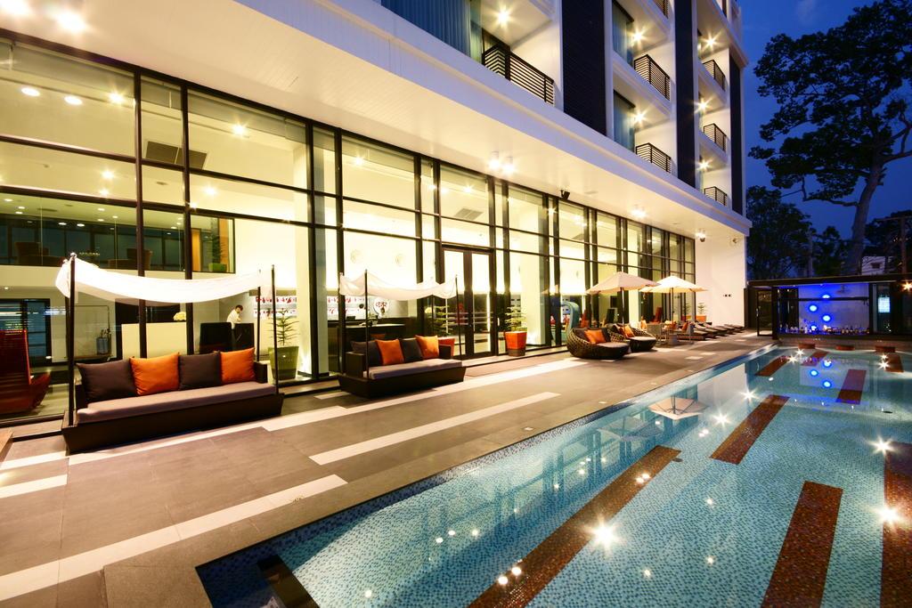 هتل تی سیکس فایو پاتایا تایلند