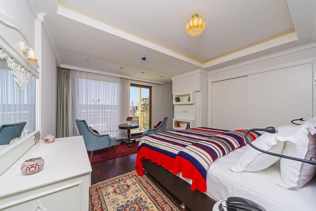 اتاق های هتل آدا استانبول
