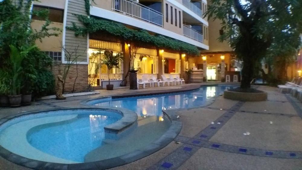 هتل پوپا پالاس پوکت