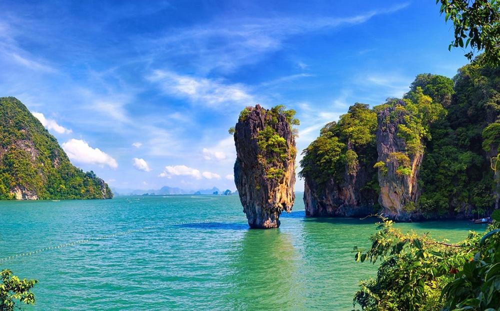 جزیره جیمز باند پوکت تایلند