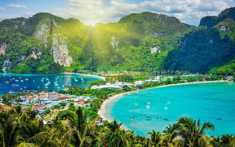 جزیره فیفی پوکت تایلند