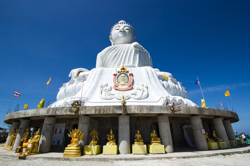 مجسمه بزرگ بودا پوکت تایلند