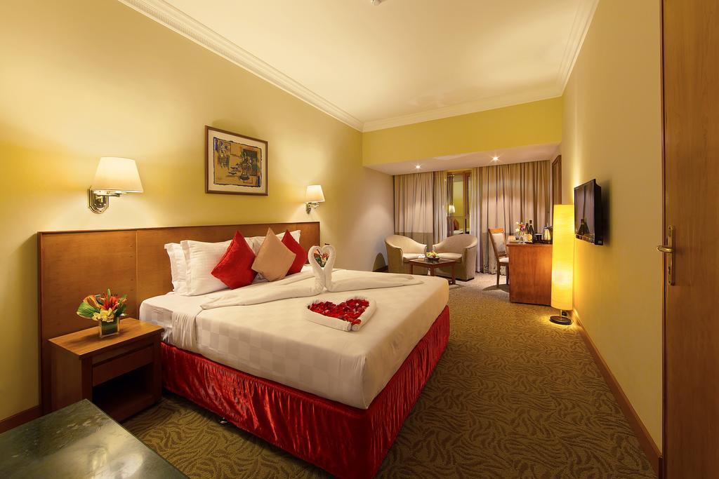 اتاق های هتل سان اند اسکای دبی