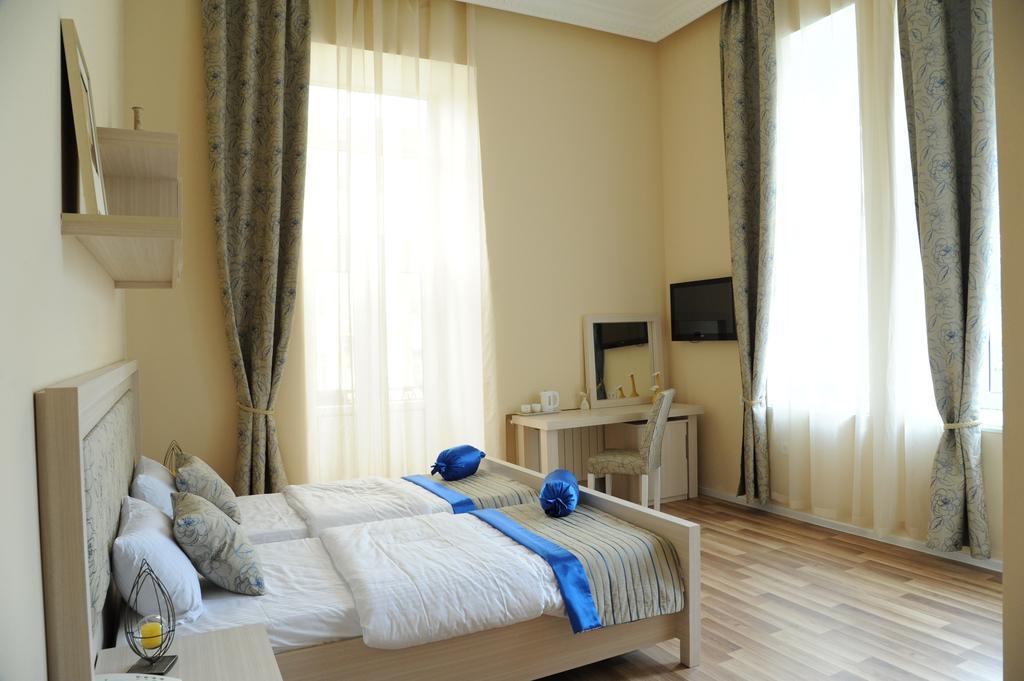 اتاق های هتل بریستول باکو