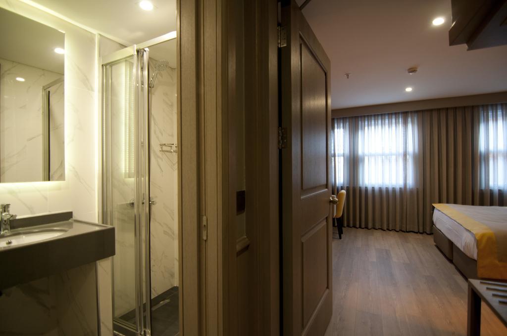 اتاق های هتل سراگلیو استانبول