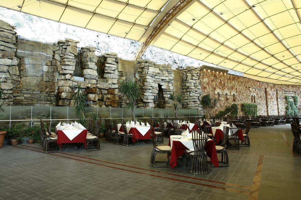امکانات رفاهی و رستوران های هتل بلاژیو ارمنستان