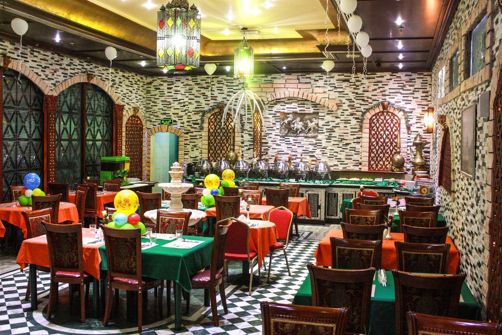 امکانات رفاهی و رستوران های هتل می فیر دبی