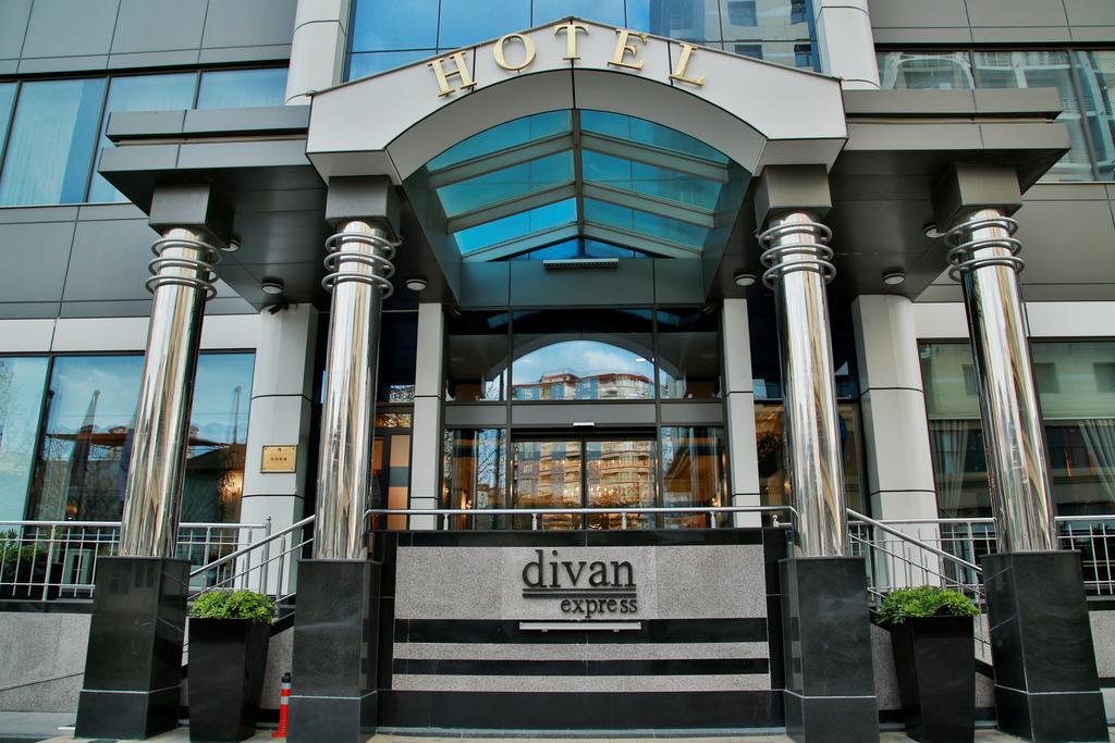 هتل ديوان اکسپرس باکو