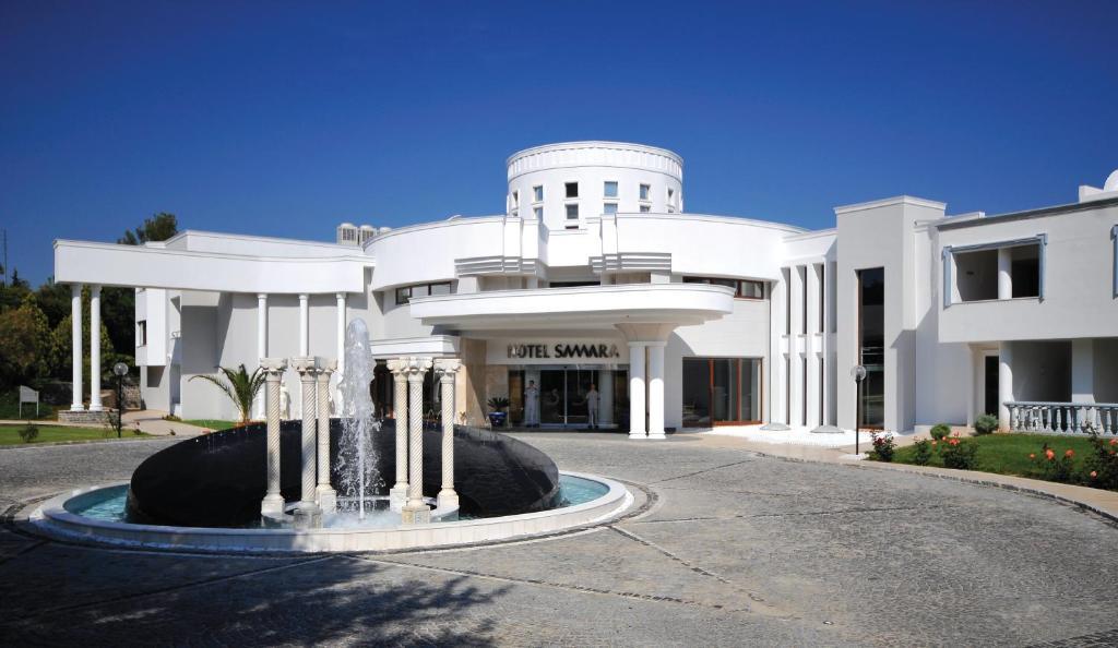 هتل سامار بدروم ترکیه