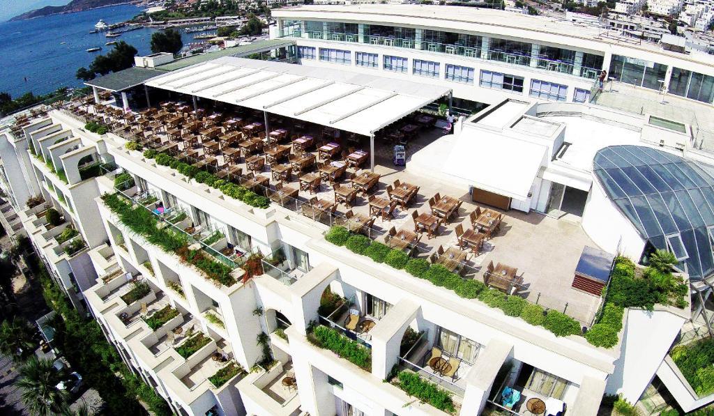 امکانات رفاهی هتل رویال آسارلیک بدروم ترکیه