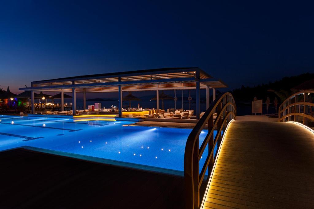 امکانات رفاهی هتل سامار بدروم ترکیه 