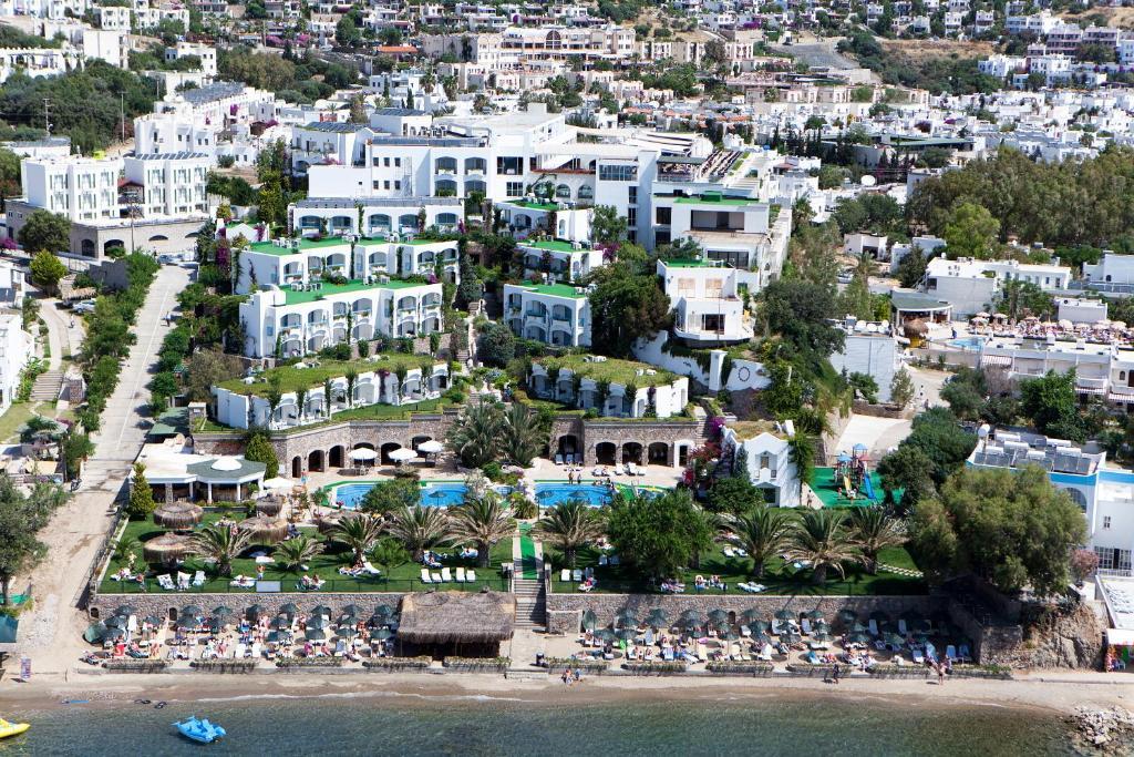 هتل رویال آسارلیک بدروم ترکیه