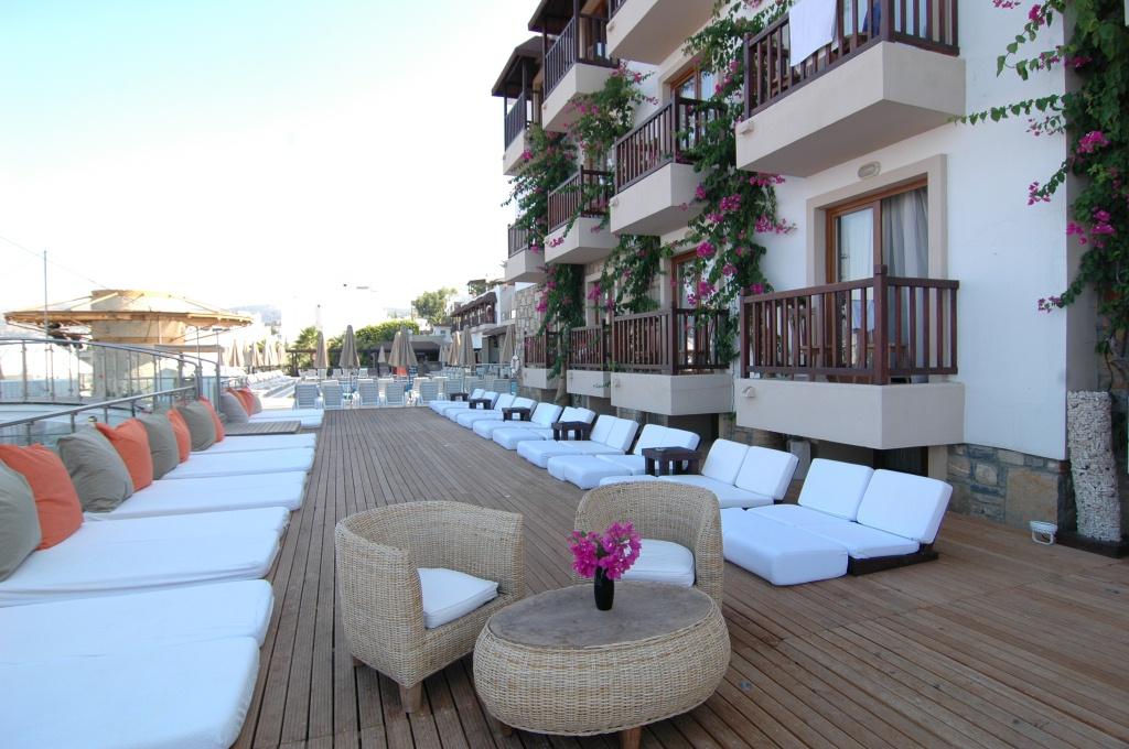 امکانات رفاهی هتل دیاموند بدروم ترکیه