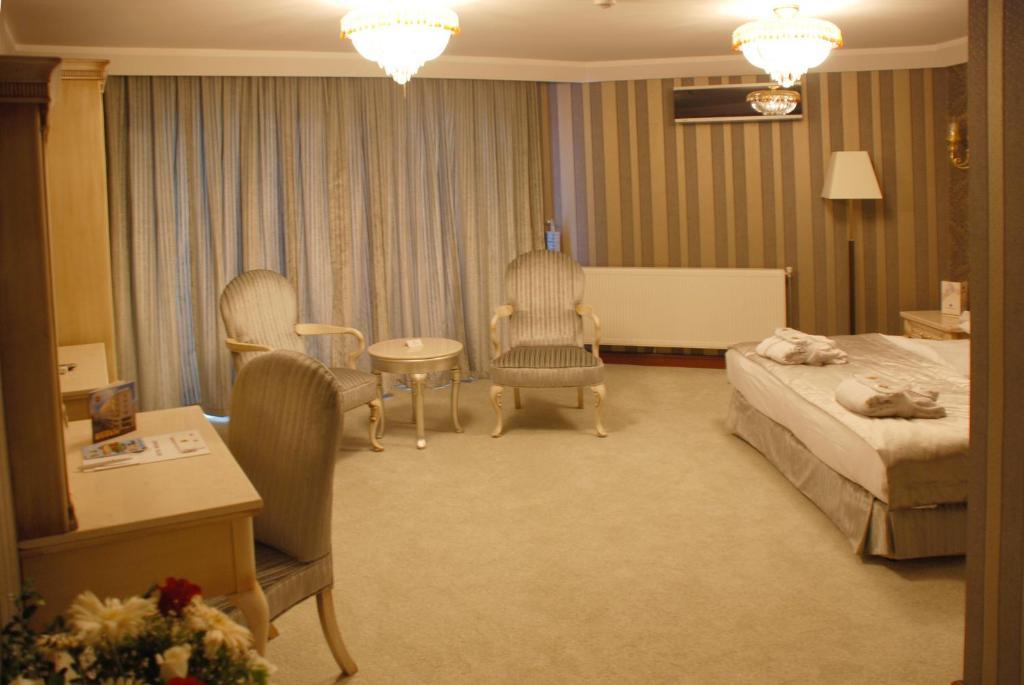 اتاق های هتل موزاییک استانبول