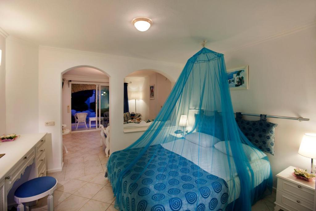 اتاق های هتل رویال آسارلیک بدروم ترکیه