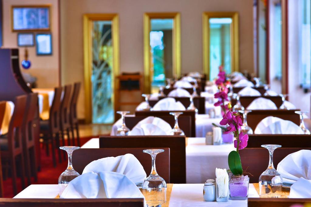 امکانات رفاهی و رستوران های هتل موزاییک استانبول
