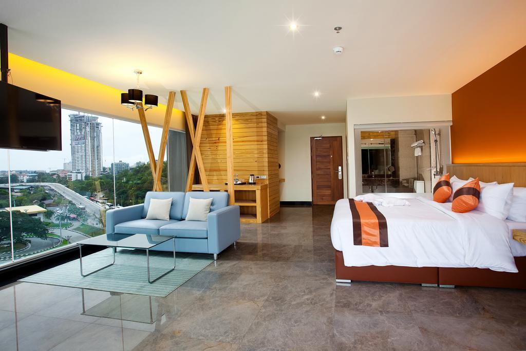 اتاق های هتل بالیهای بی پاتایا