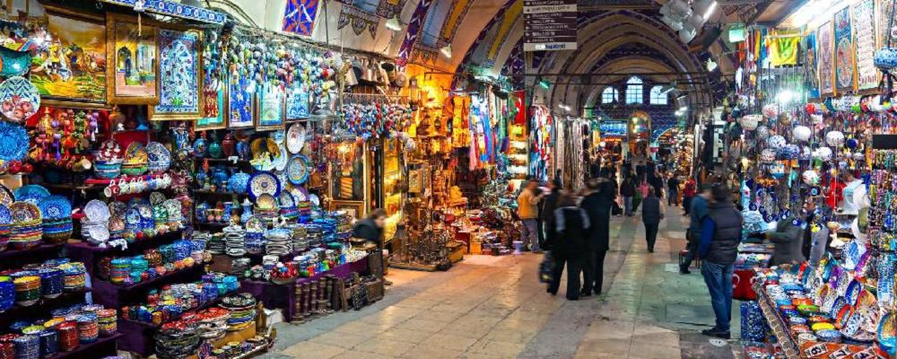 آنتالیا بازار