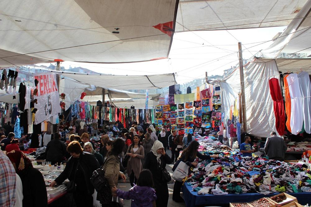 شنبه بازار آنتالیا