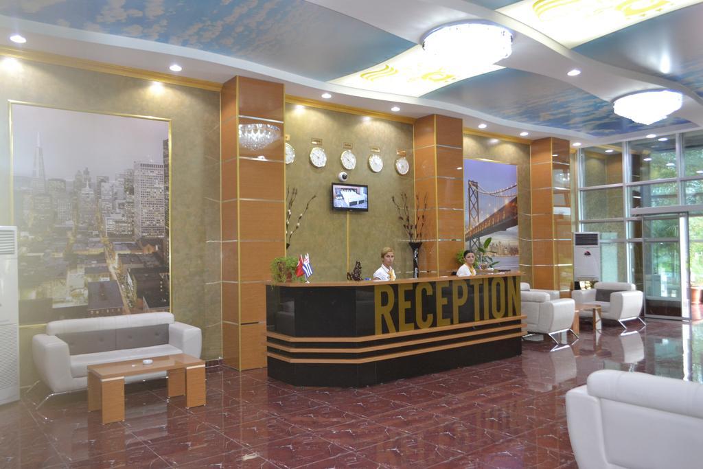 هتل جورجیا پالاس باتومی گرجستان