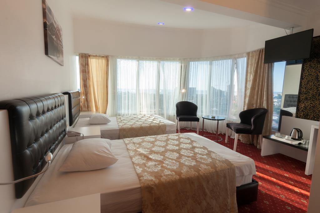 اتاق های هتل جورجیا پالاس باتومی گرجستان