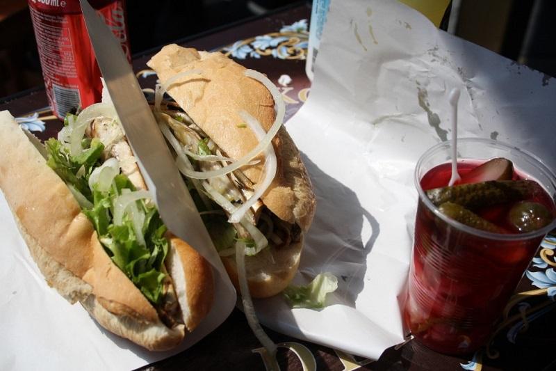 غذاهای خیابانی ترکیه