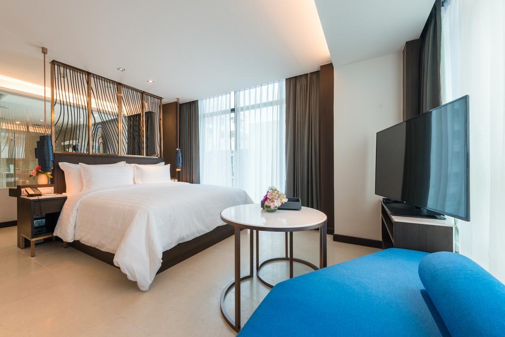 اتاق های هتل میت بیچ پاتایا تایلند
