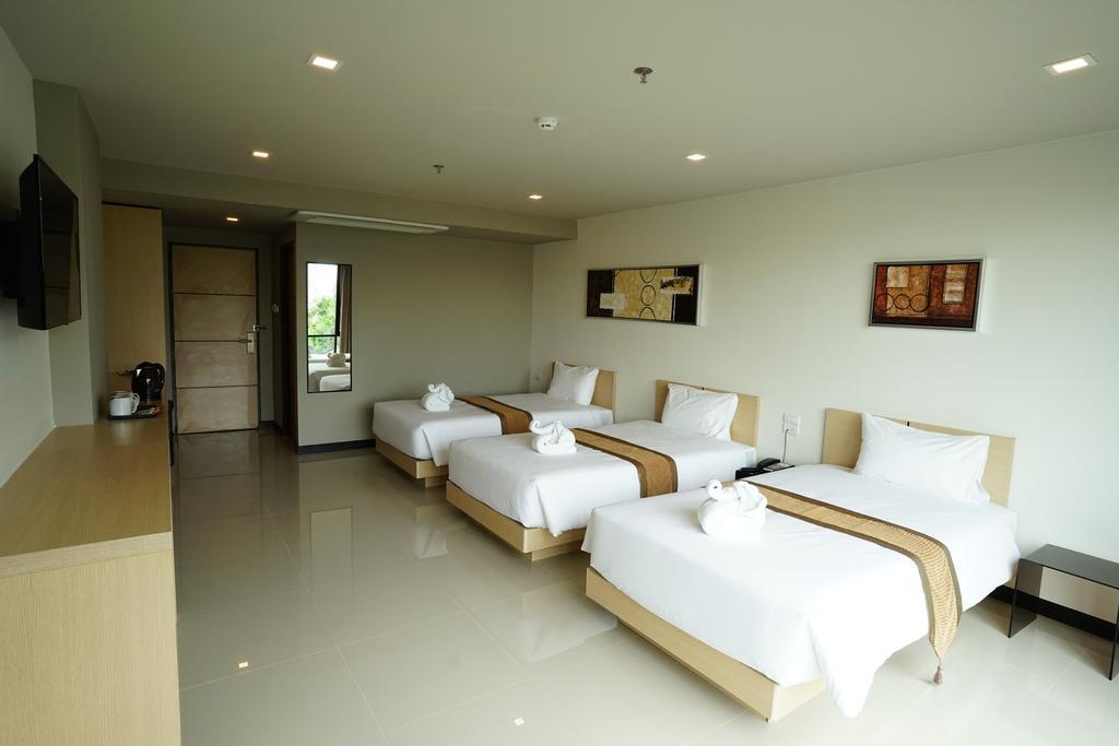 اتاق های هتل بستون پاتایا تایلند