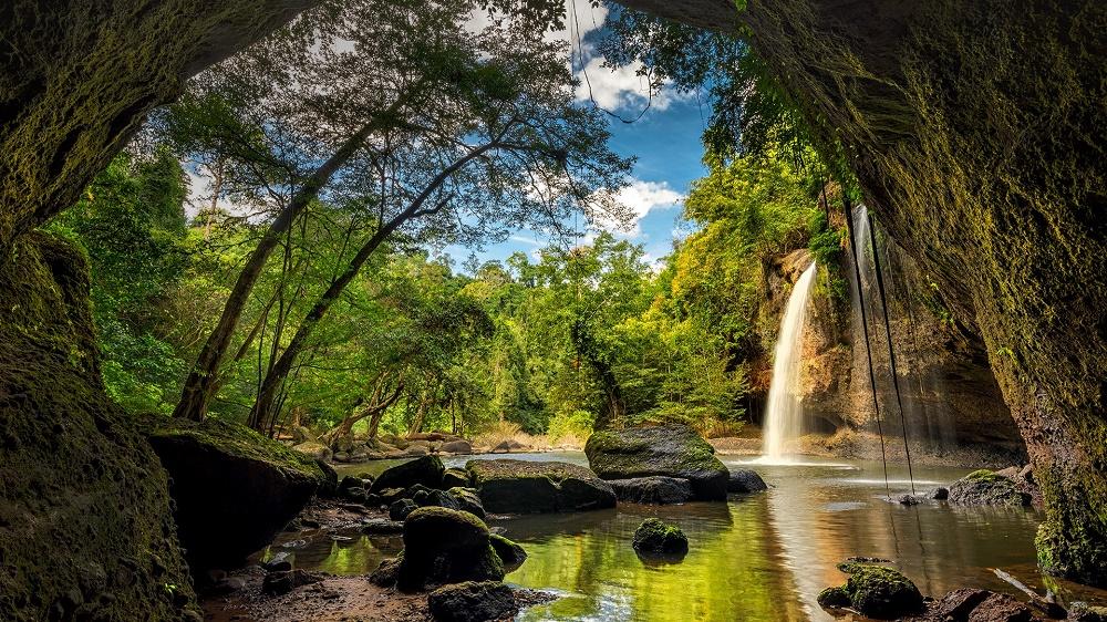 پارک ملی خائویای تایلند