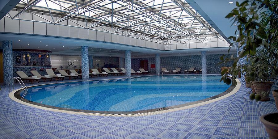 امکانات رفاهی و رستوران های هتل گلدن کاست باکو