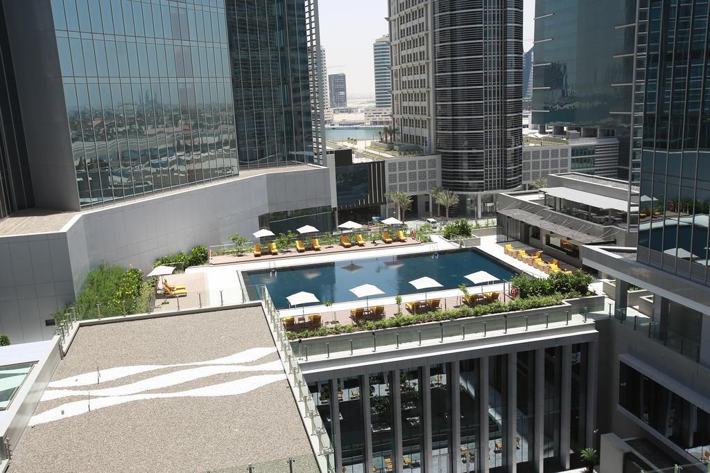 رستوران ها و امکانات رفاهی هتل اوبریو دبی