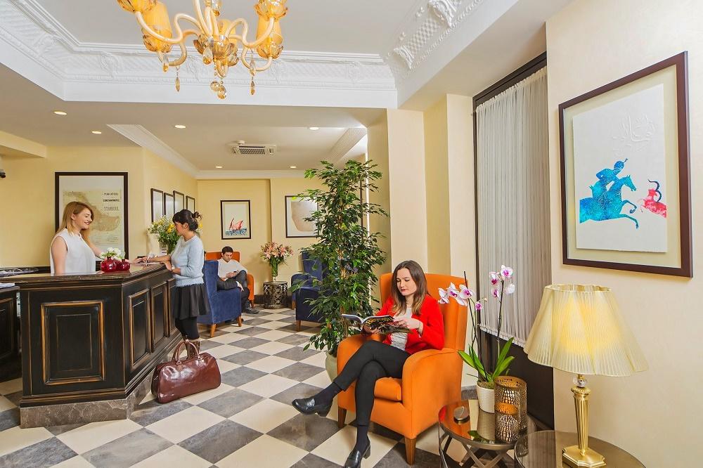 هتل مرودی پرا استانبول
