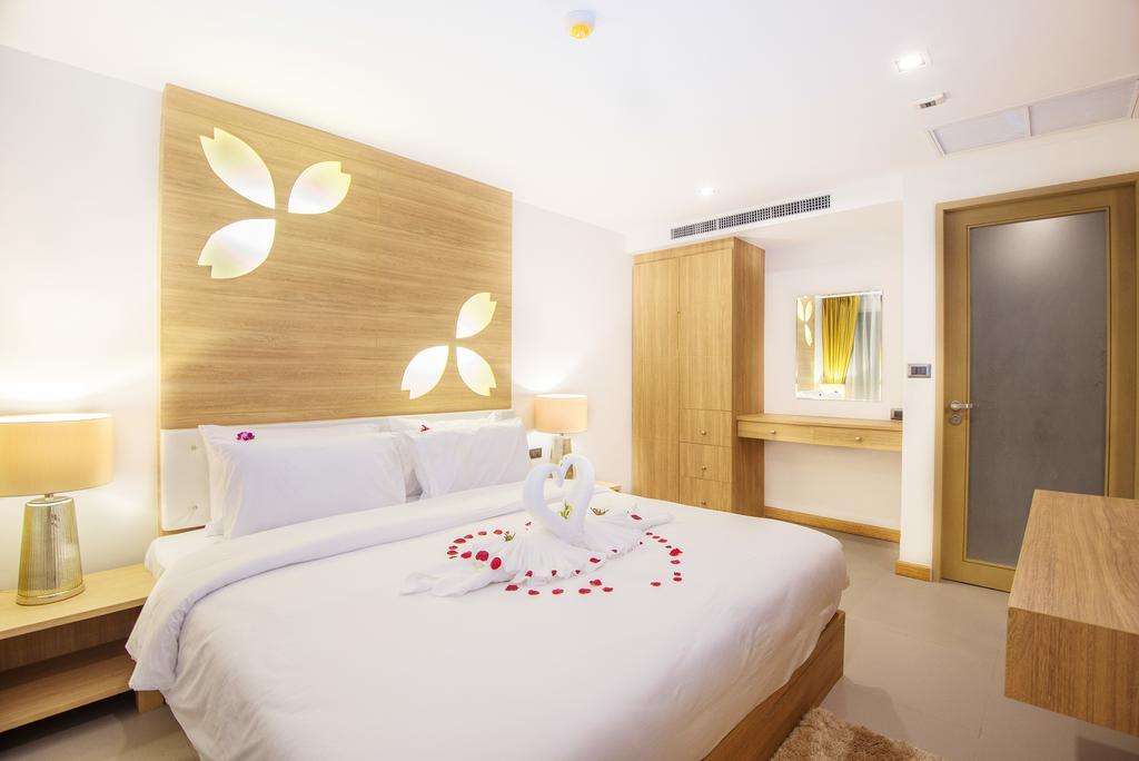 اتاق های هتل آرایا بیچ پوکت تایلند